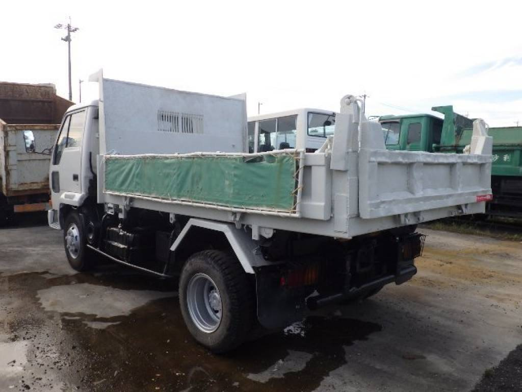 Used 1994 MT Mitsubishi Fuso Fighter FK337CD Image[5]