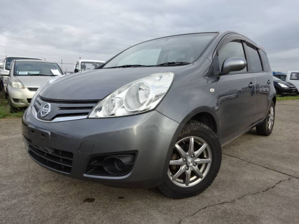 Used 2008 AT Nissan Note E11