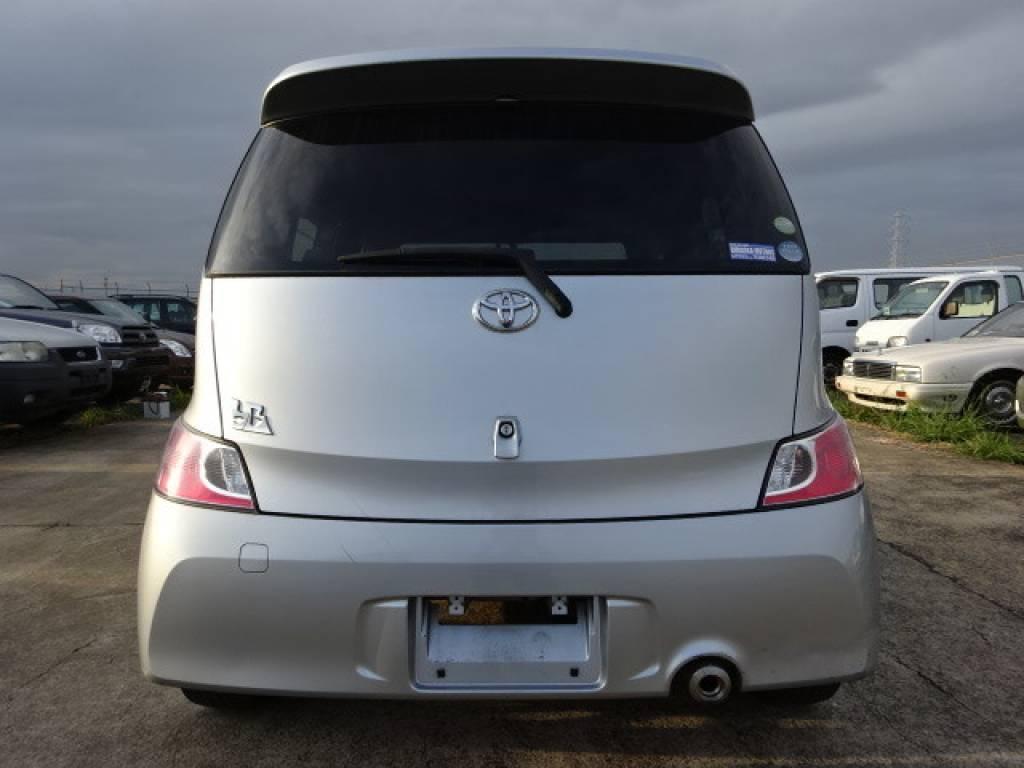 Used 2006 AT Toyota bB QNC20 Image[3]