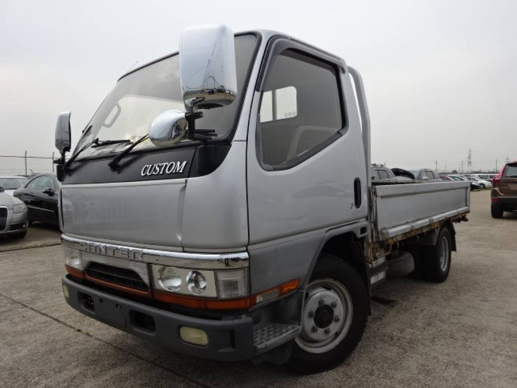 Used 1996 MT Mitsubishi Canter FE507BT
