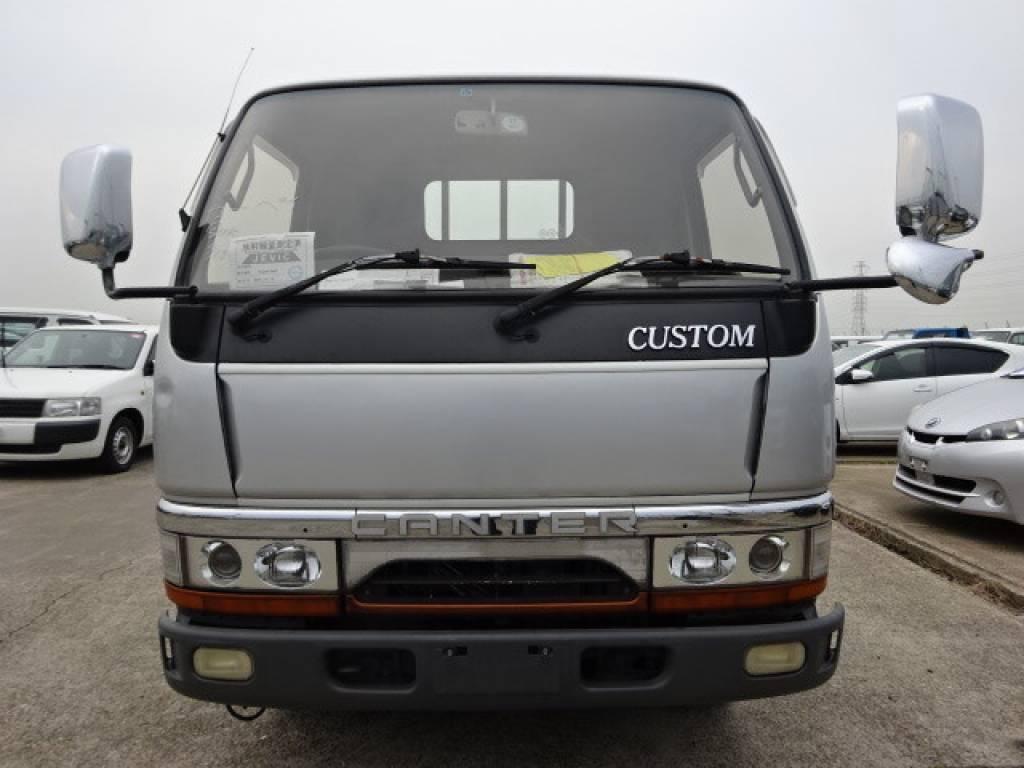 Used 1996 MT Mitsubishi Canter FE507BT Image[5]