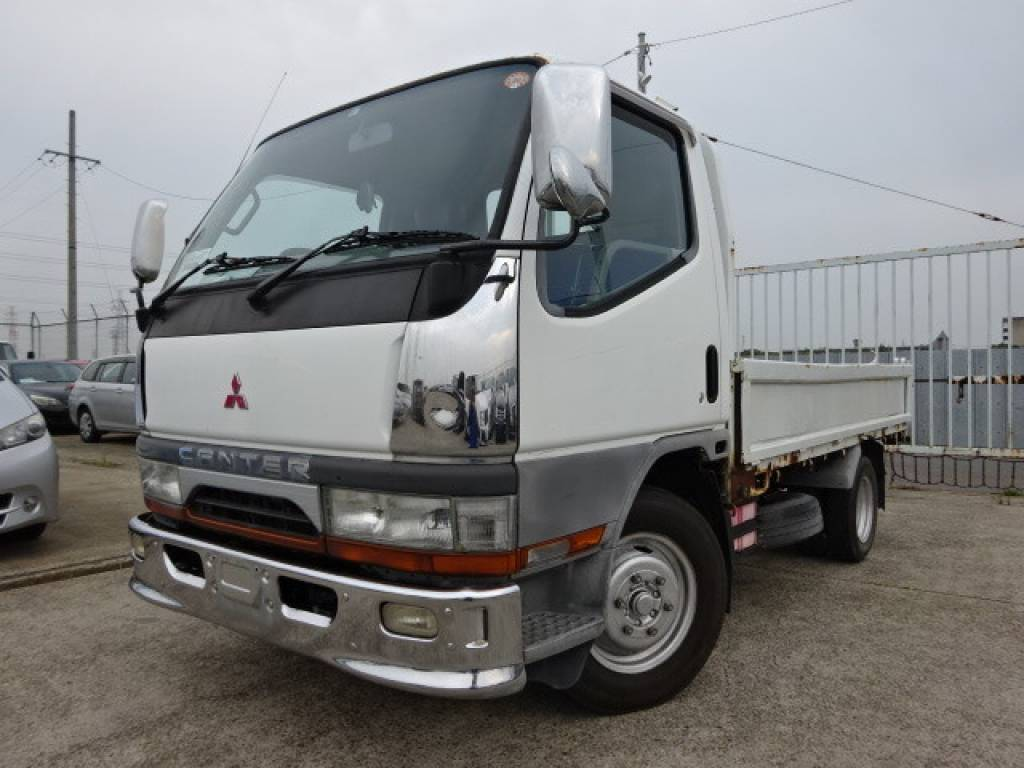 Used 1997 MT Mitsubishi Canter FE507BT