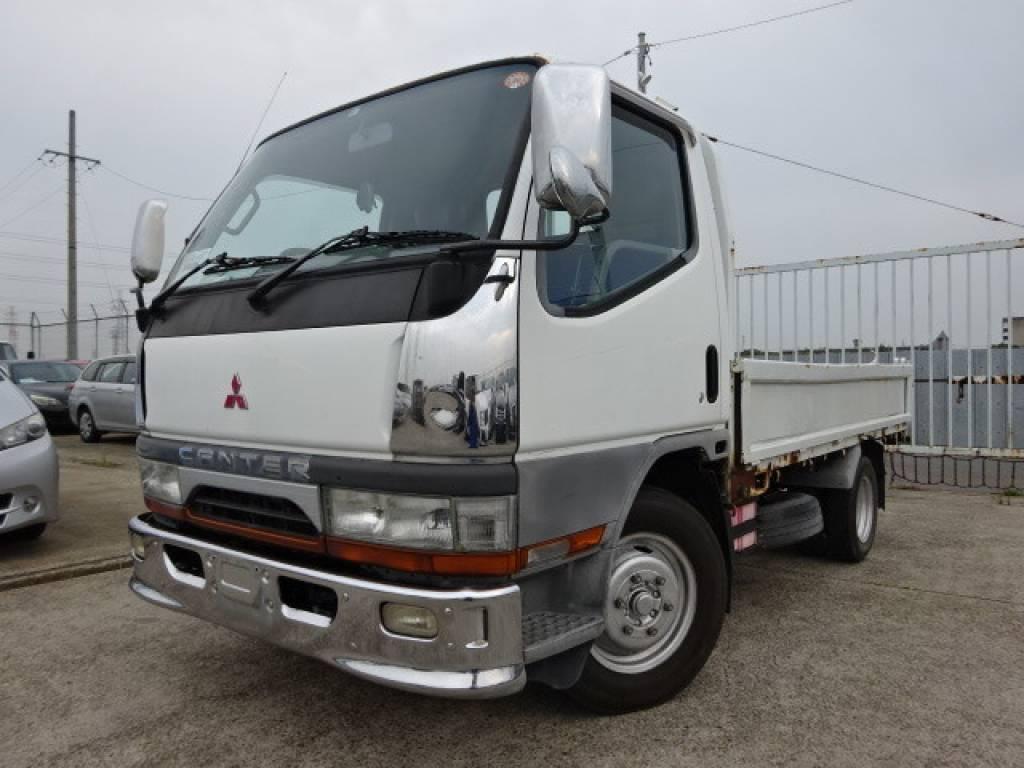 Used 1997 MT Mitsubishi Canter FE507BT