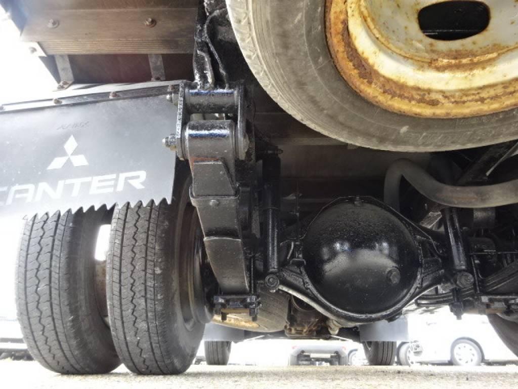 Used 1997 MT Mitsubishi Canter FE507BT Image[25]