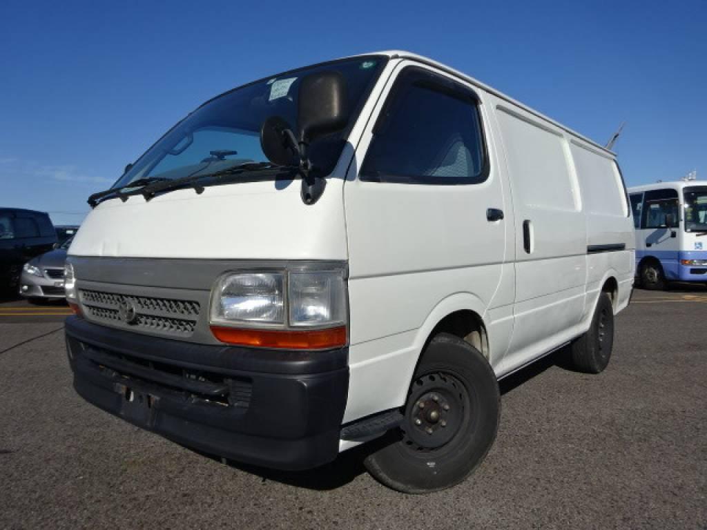 Used 2001 AT Toyota Hiace Van RZH112V