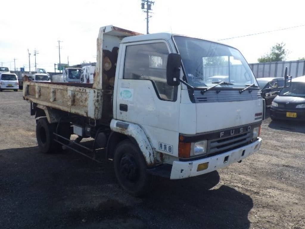 Used 1990 MT Mitsubishi Fuso Fighter FK337CD