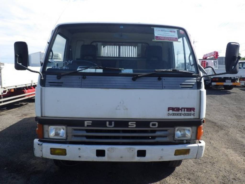 Used 1990 MT Mitsubishi Fuso Fighter FK337CD Image[2]