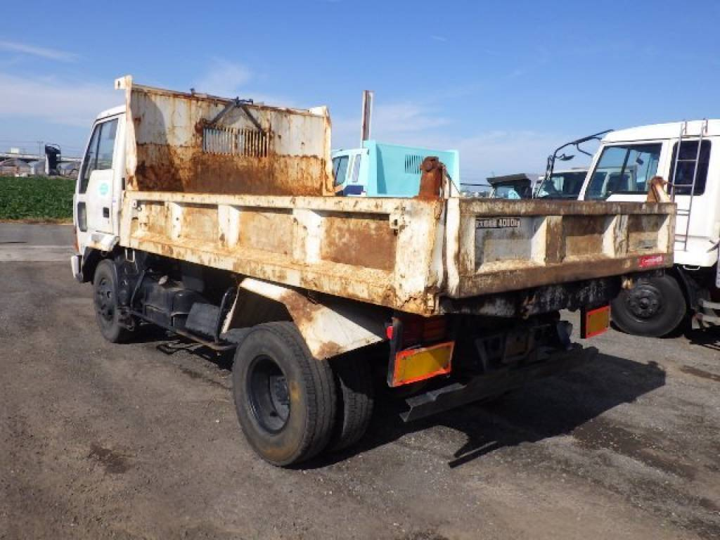 Used 1990 MT Mitsubishi Fuso Fighter FK337CD Image[5]