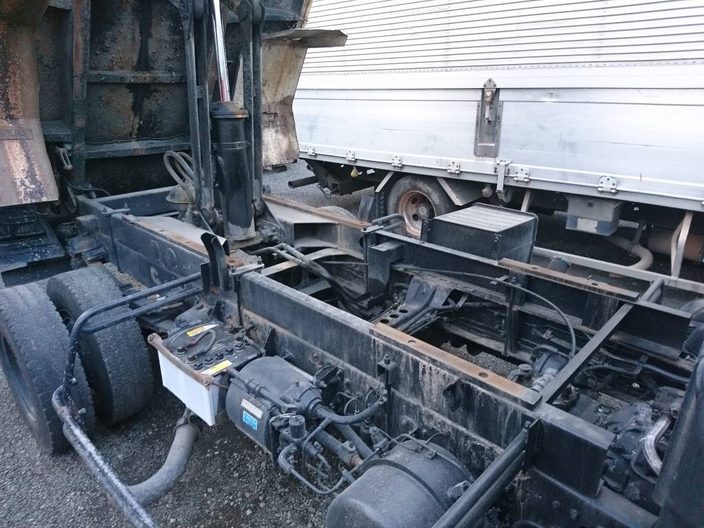 Used 1990 MT Mitsubishi Fuso Fighter FK337CD Image[8]