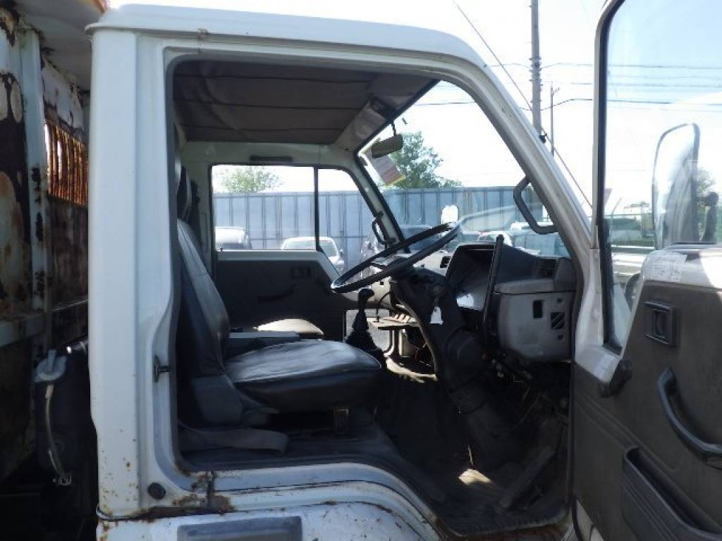 Used 1990 MT Mitsubishi Fuso Fighter FK337CD Image[9]