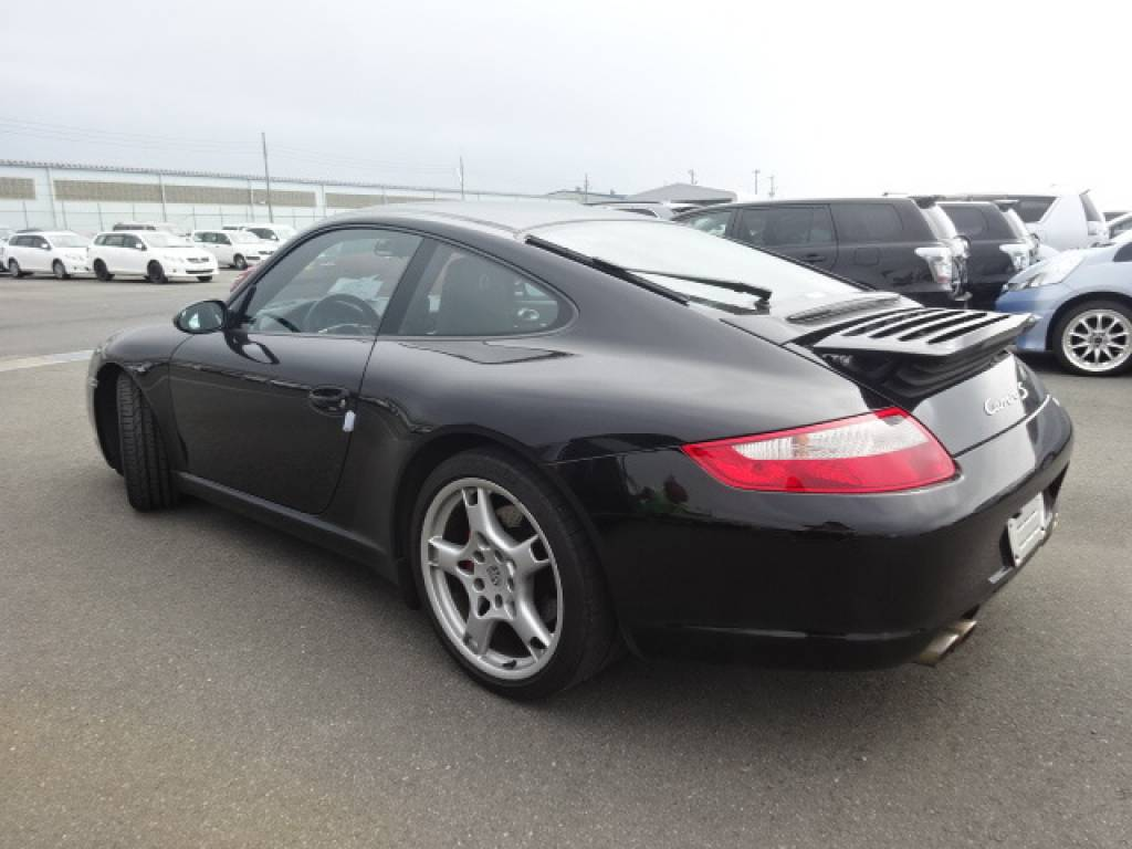 Used 2005 AT Porsche 911 GH-997M9701 Image[1]