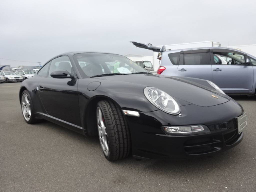 Used 2005 AT Porsche 911 GH-997M9701 Image[4]
