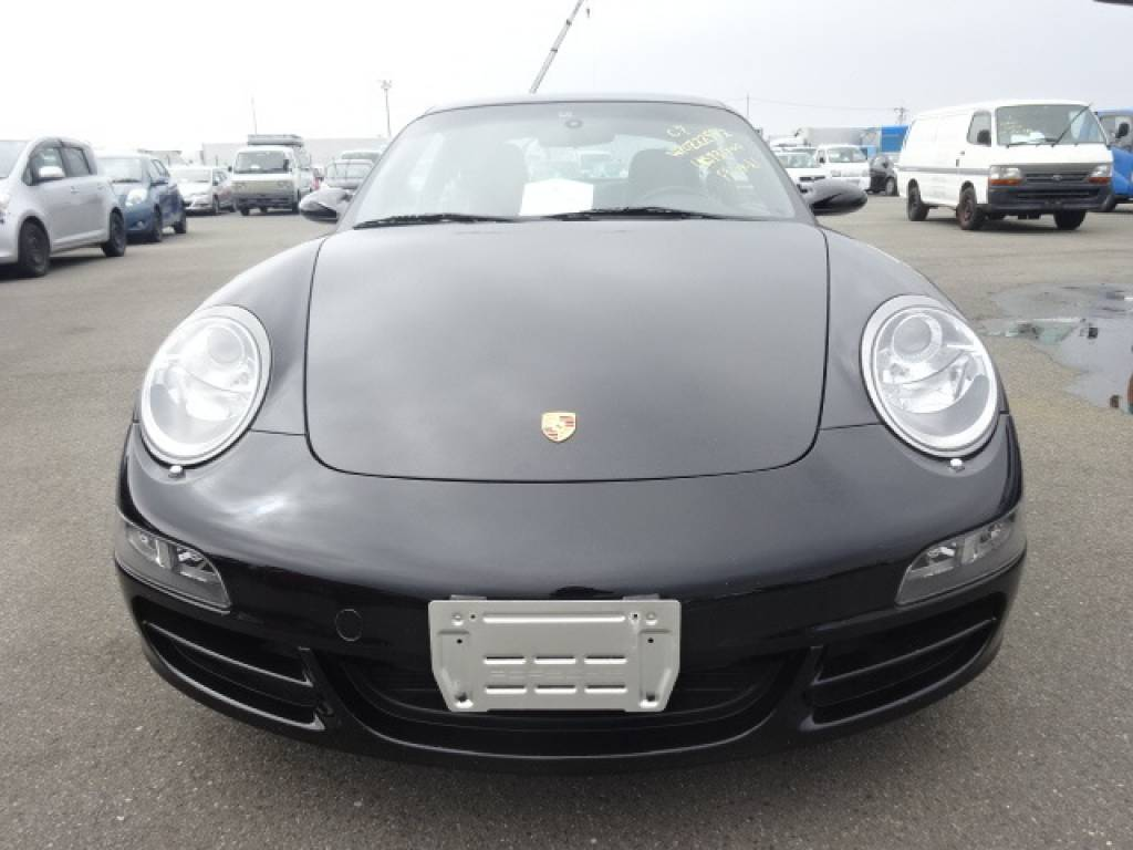 Used 2005 AT Porsche 911 GH-997M9701 Image[5]