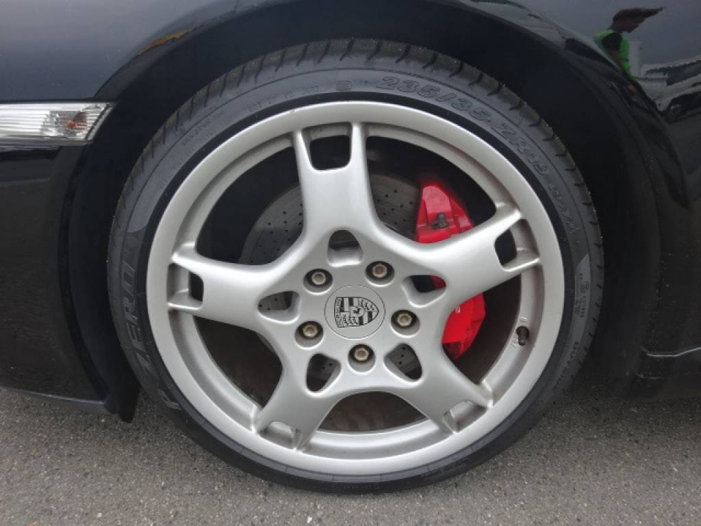 Used 2005 AT Porsche 911 GH-997M9701 Image[16]