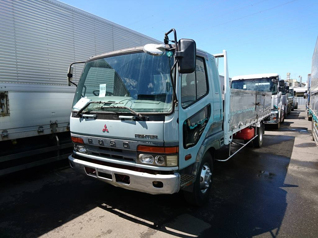 Used 1996 MT Mitsubishi Fuso Fighter FK618K