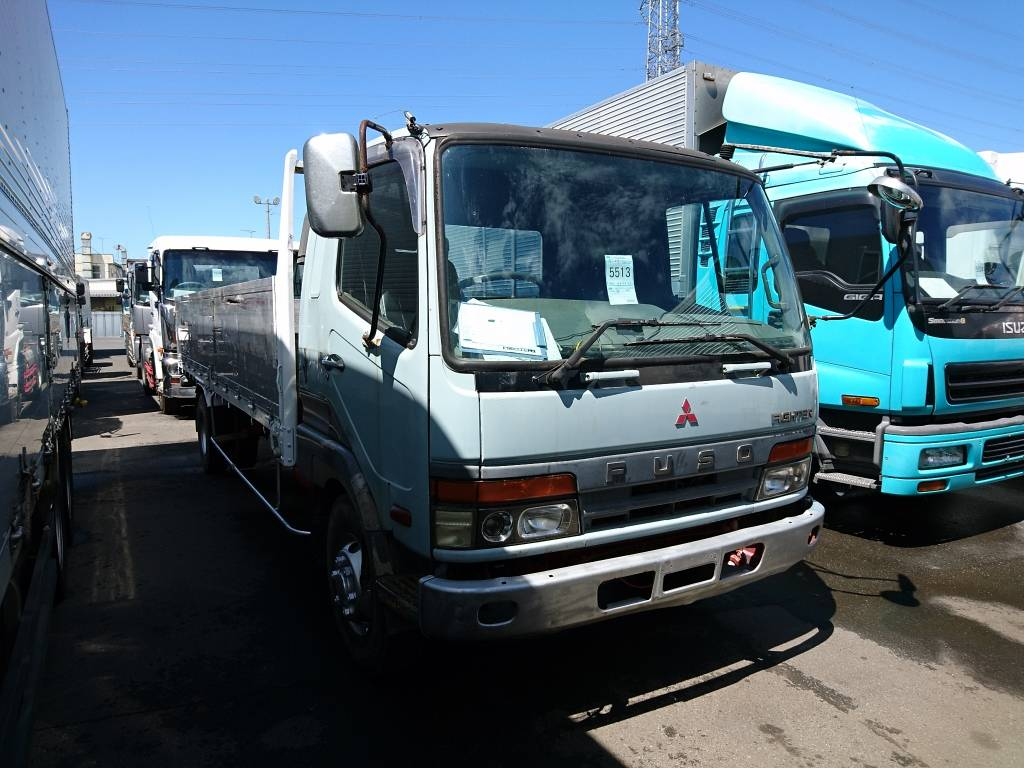 Used 1996 MT Mitsubishi Fuso Fighter FK618K Image[1]