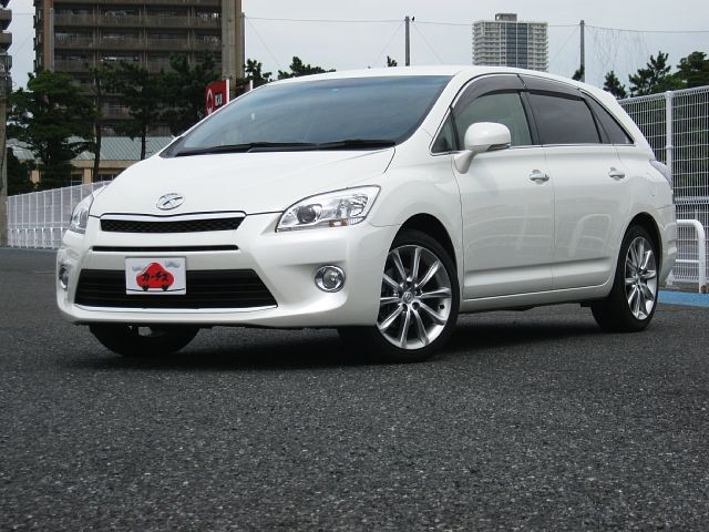 Buy Used 2013 Toyota Mark X Zio Dba Ana10 Pjk00012 Carused Jp