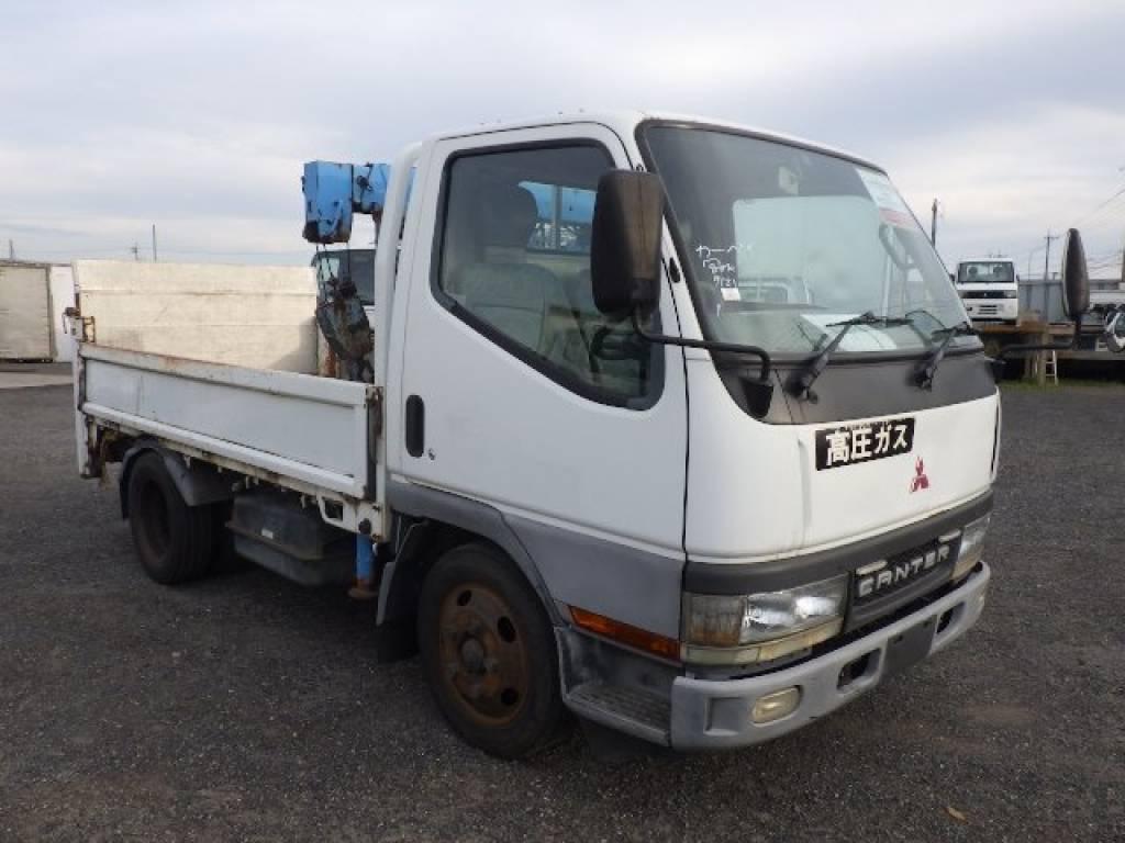 Used 2001 MT Mitsubishi Canter FE51CB