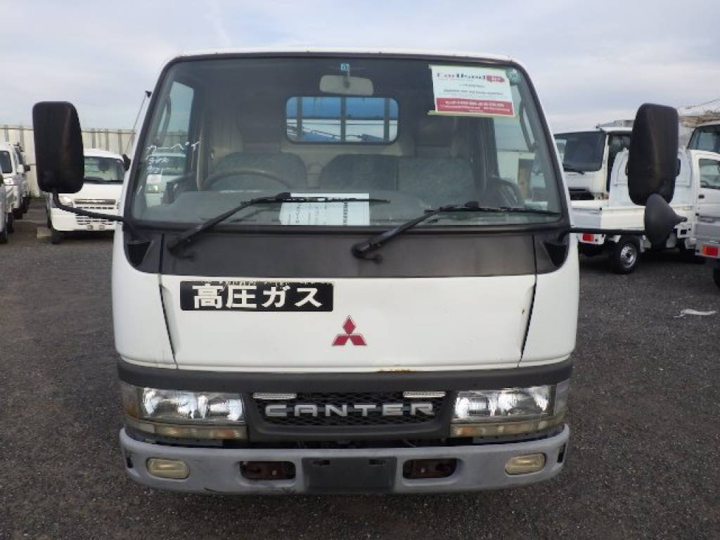 Used 2001 MT Mitsubishi Canter FE51CB Image[1]