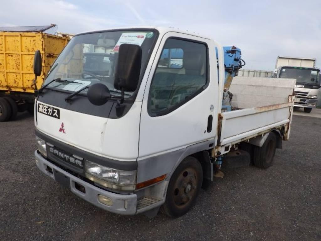Used 2001 MT Mitsubishi Canter FE51CB Image[2]