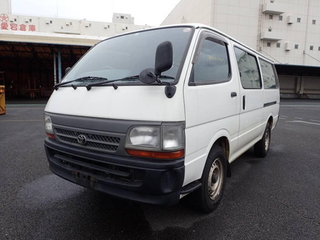Used 2001 MT Toyota Hiace Van RZH112V