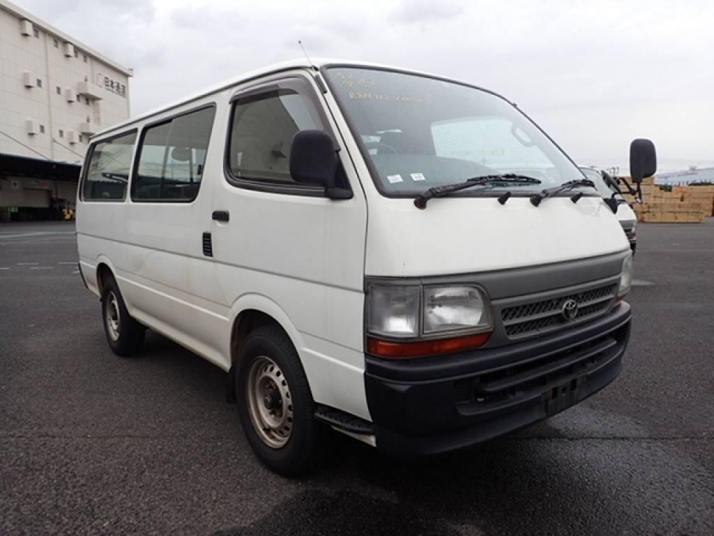 Used 2001 MT Toyota Hiace Van RZH112V Image[1]