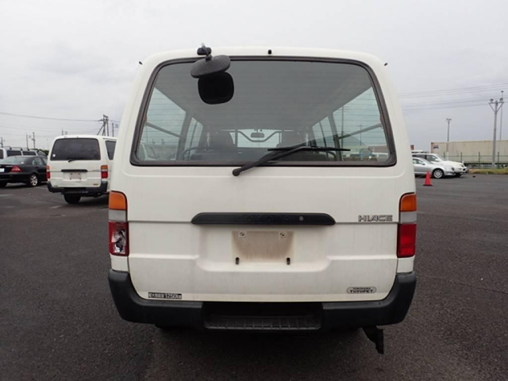 Used 2001 MT Toyota Hiace Van RZH112V Image[5]