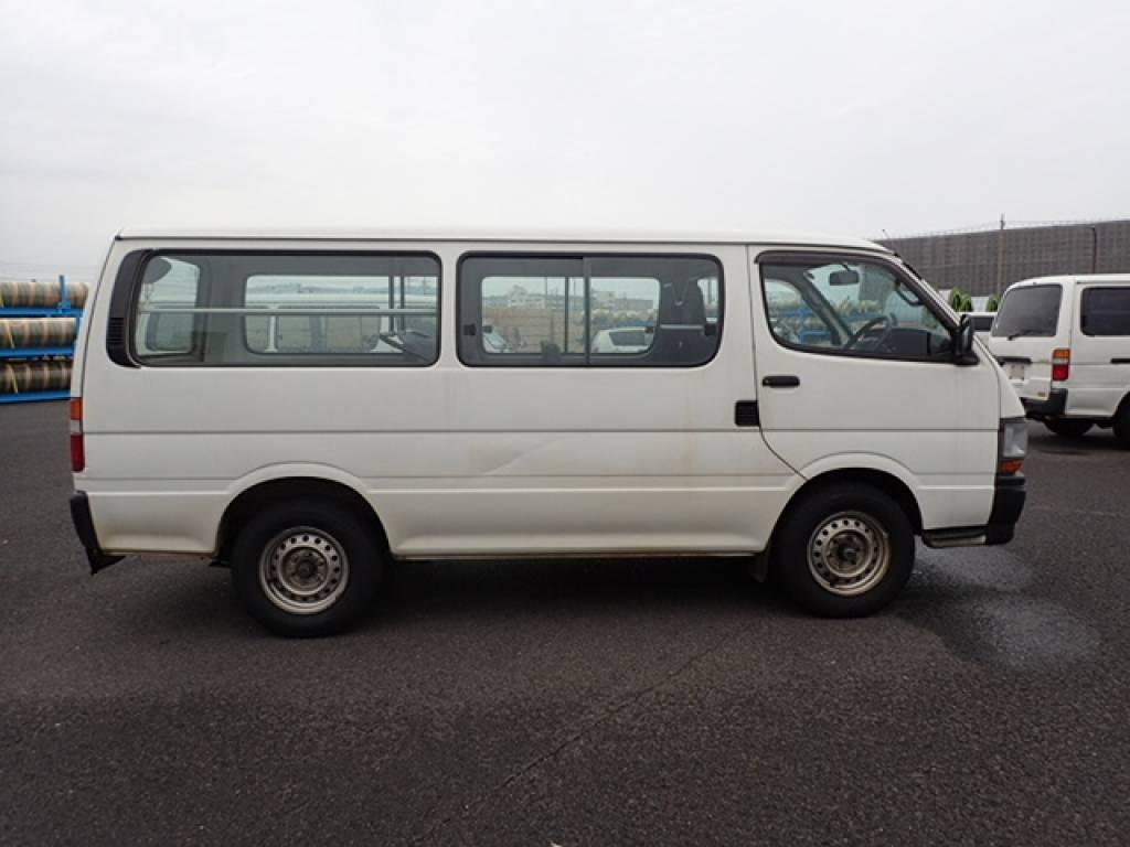 Used 2001 MT Toyota Hiace Van RZH112V Image[7]