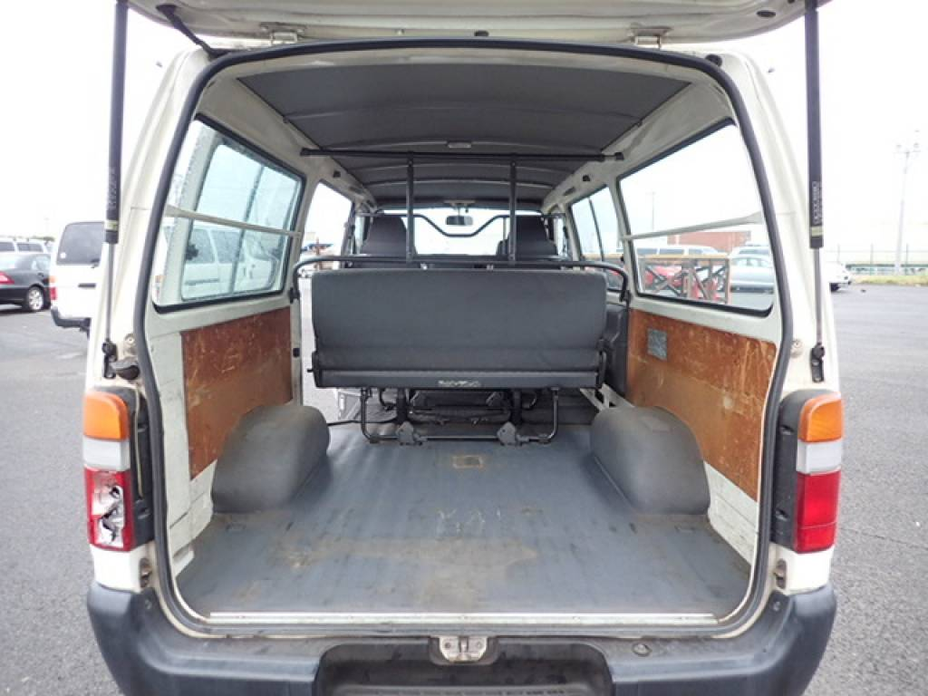 Used 2001 MT Toyota Hiace Van RZH112V Image[8]