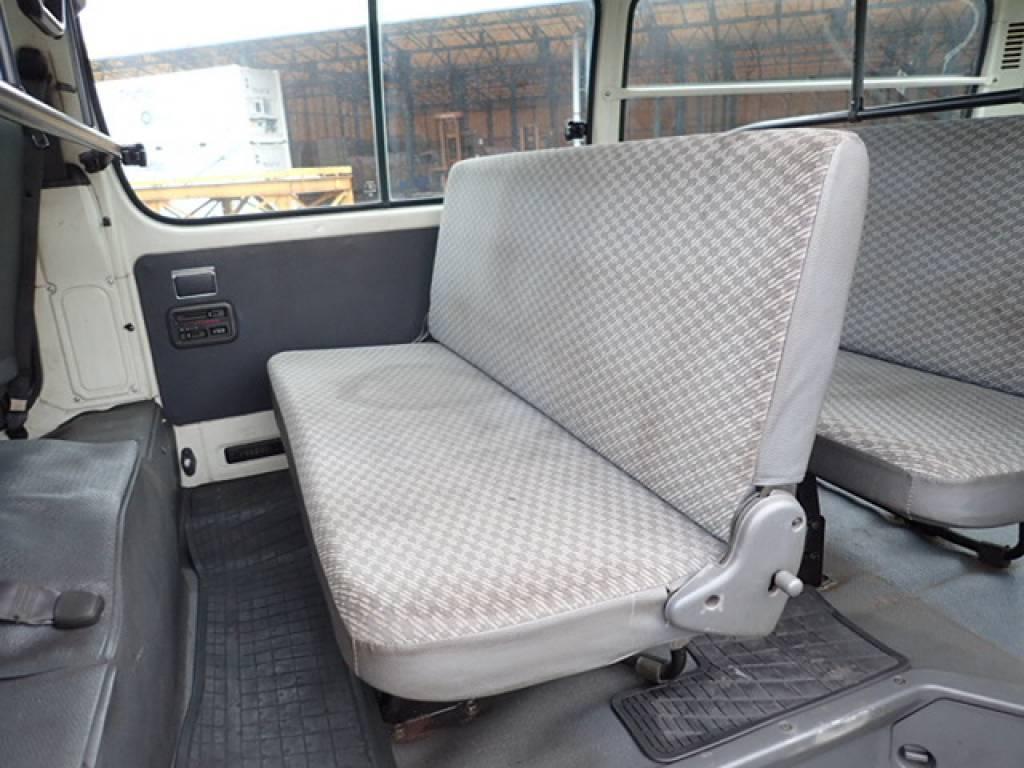 Used 2001 MT Toyota Hiace Van RZH112V Image[11]