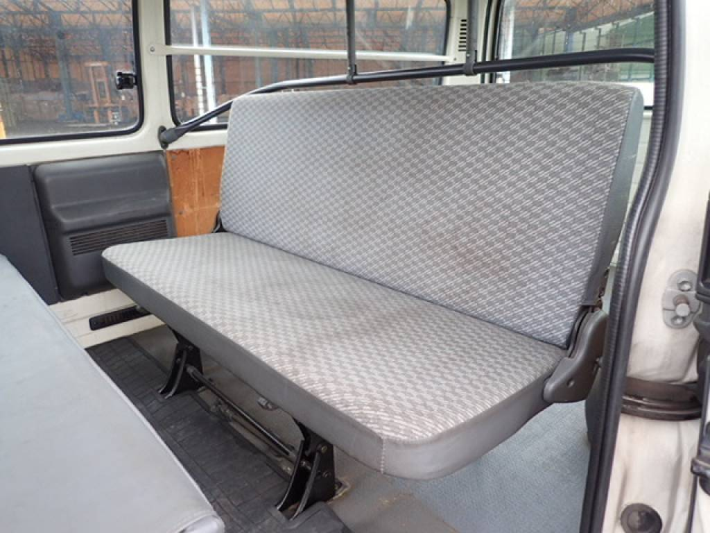 Used 2001 MT Toyota Hiace Van RZH112V Image[12]