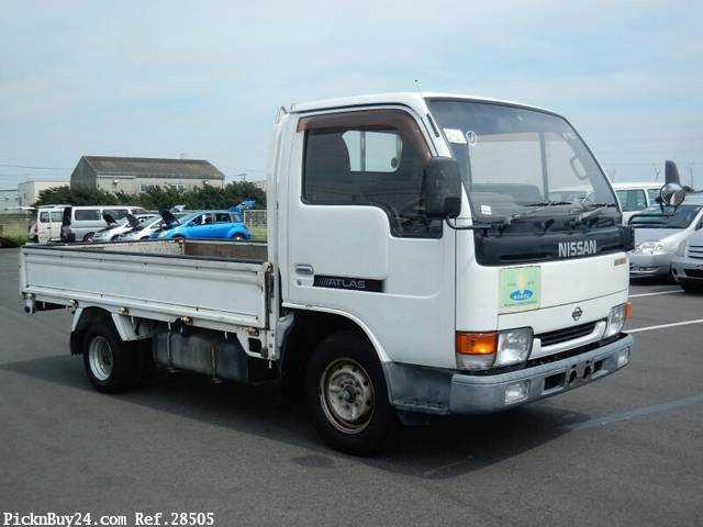 Used 1998 AT Nissan Atlas KG-SR4F23