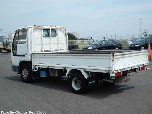 Used 1998 AT Nissan Atlas KG-SR4F23 Image[1]