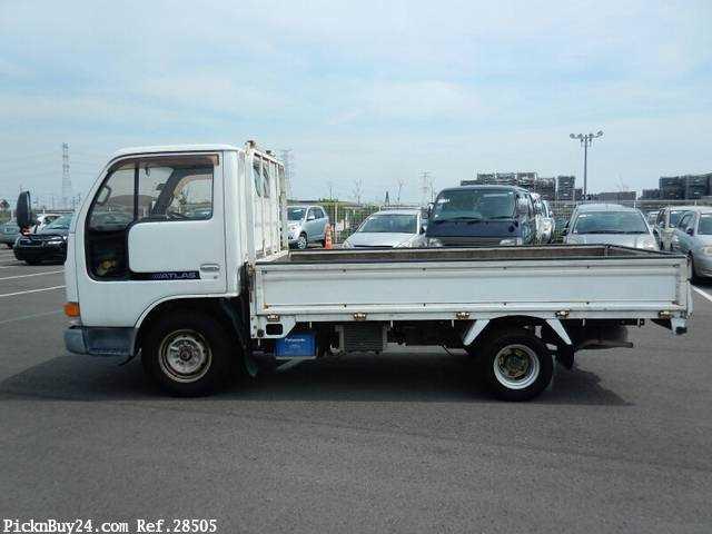 Used 1998 AT Nissan Atlas KG-SR4F23 Image[5]