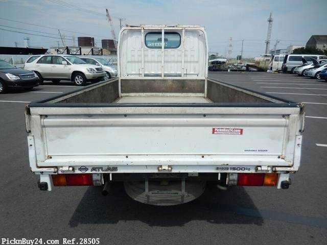 Used 1998 AT Nissan Atlas KG-SR4F23 Image[7]