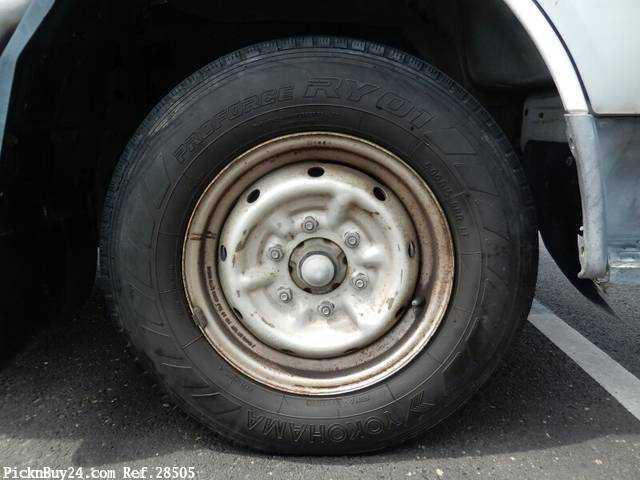 Used 1998 AT Nissan Atlas KG-SR4F23 Image[8]