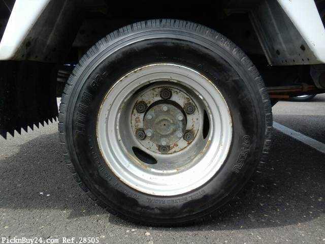 Used 1998 AT Nissan Atlas KG-SR4F23 Image[9]