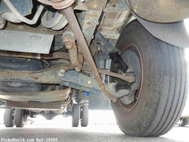 Used 1998 AT Nissan Atlas KG-SR4F23 Image[15]