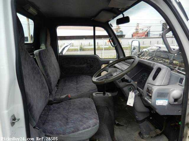 Used 1998 AT Nissan Atlas KG-SR4F23 Image[18]