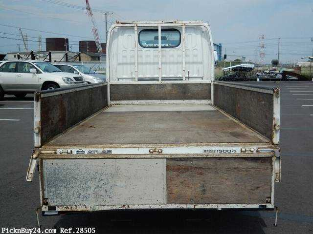 Used 1998 AT Nissan Atlas KG-SR4F23 Image[19]