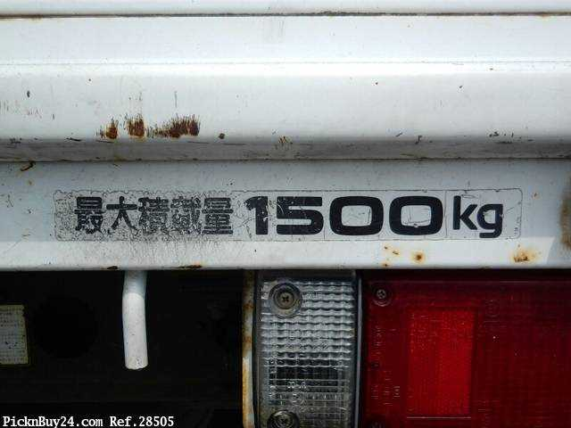 Used 1998 AT Nissan Atlas KG-SR4F23 Image[20]