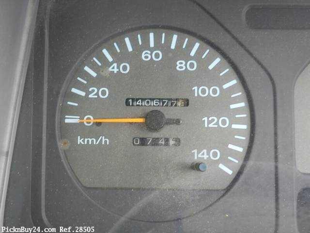 Used 1998 AT Nissan Atlas KG-SR4F23 Image[21]
