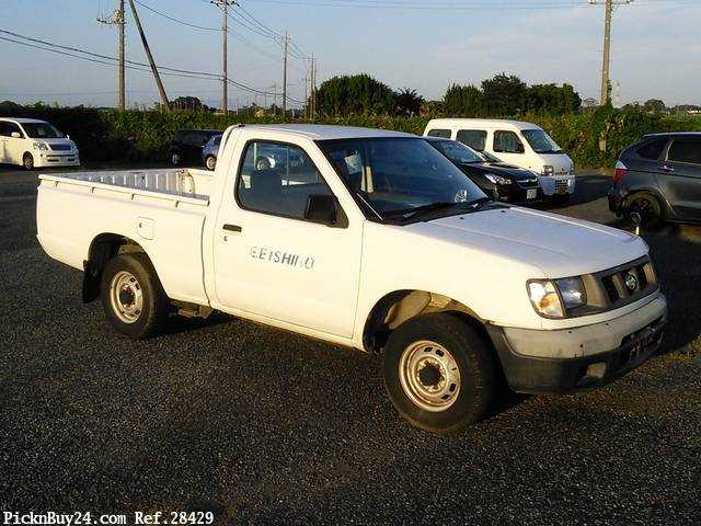 Used 1997 MT Nissan Datsun Pickup KC-BD22