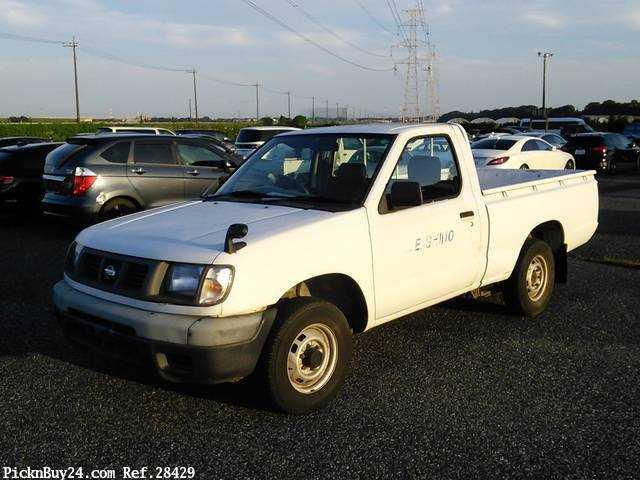 Used 1997 MT Nissan Datsun Pickup KC-BD22 Image[2]