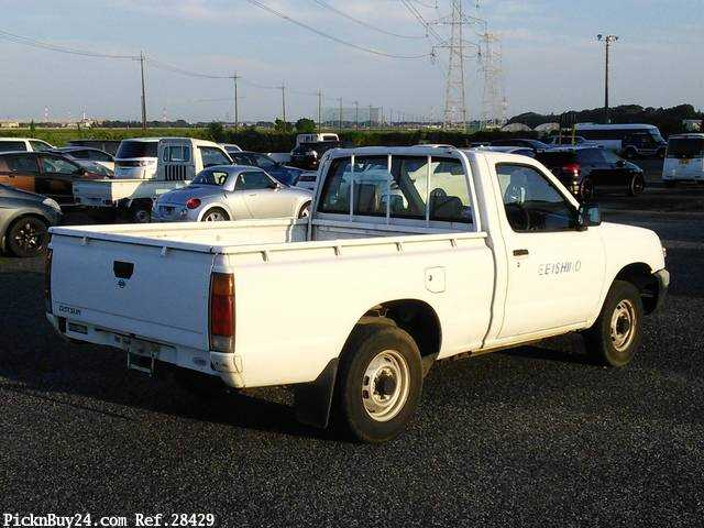 Used 1997 MT Nissan Datsun Pickup KC-BD22 Image[3]
