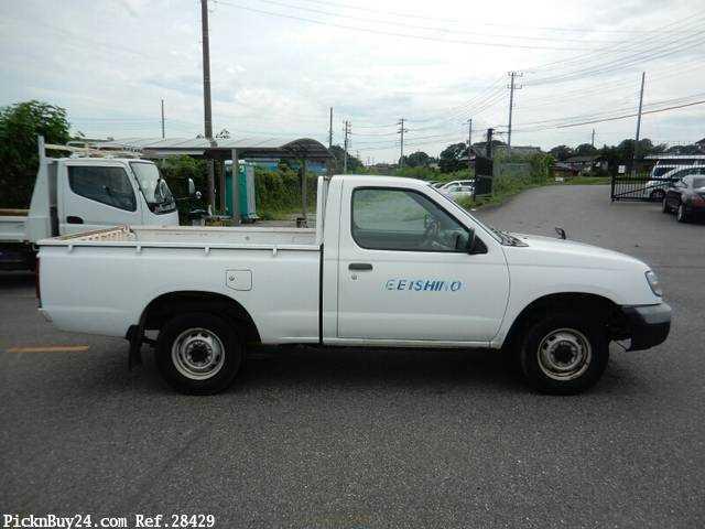 Used 1997 MT Nissan Datsun Pickup KC-BD22 Image[4]