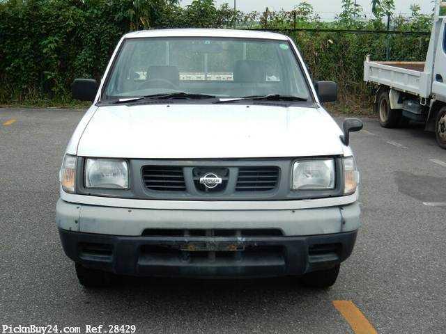 Used 1997 MT Nissan Datsun Pickup KC-BD22 Image[6]