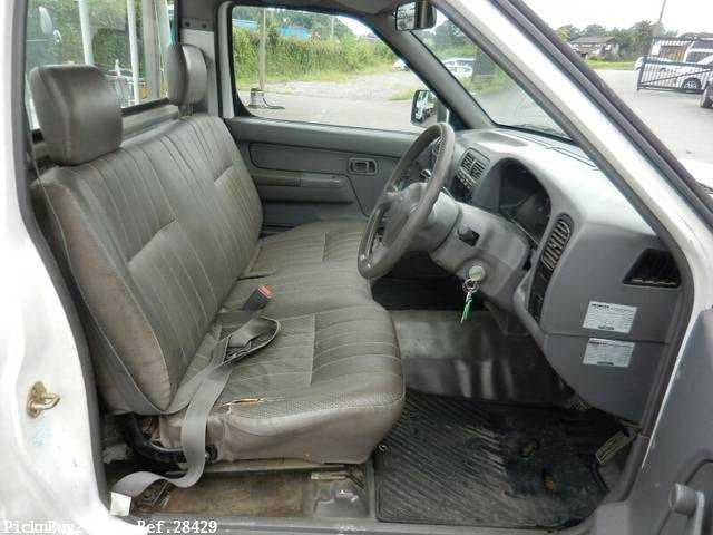 Used 1997 MT Nissan Datsun Pickup KC-BD22 Image[18]