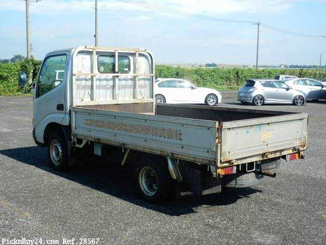 Used 2004 MT Toyota Dyna Truck TC-TRY220 Image[1]