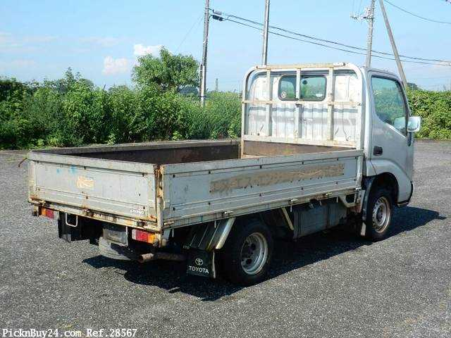 Used 2004 MT Toyota Dyna Truck TC-TRY220 Image[3]